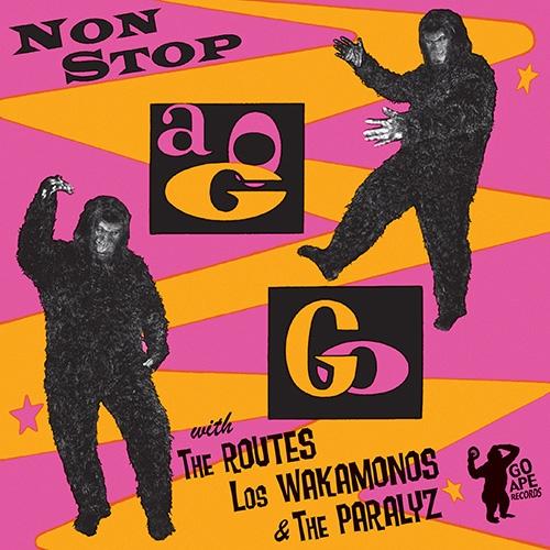 Non-Stop A Go-Go Ape!