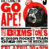 The Brimstones Record Release Poster